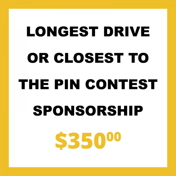Longest Drive Sponsorship